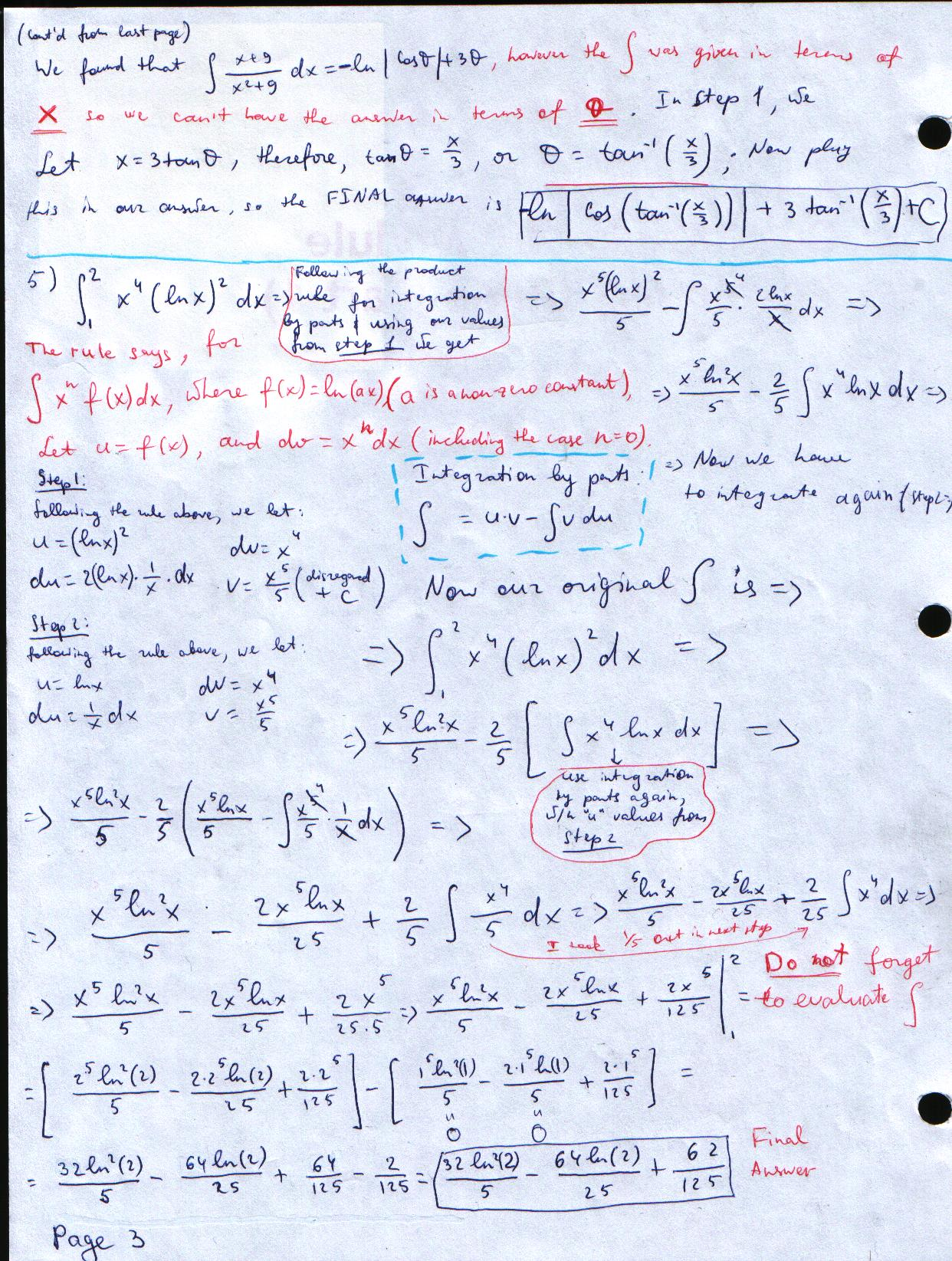 Calculus.org Resources For The Calculus Student: